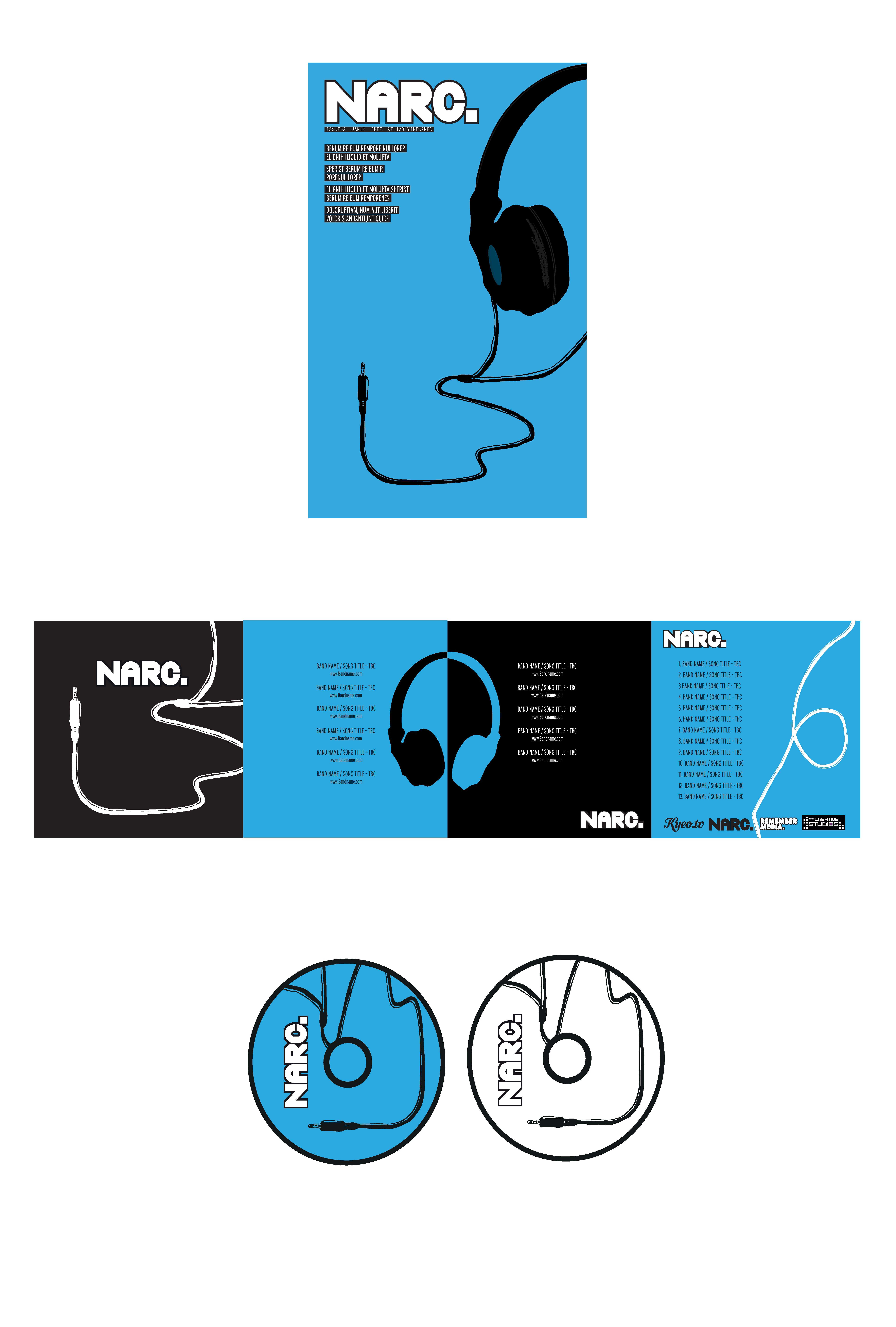 Michael Tomlinson Graphic Design Portfolio